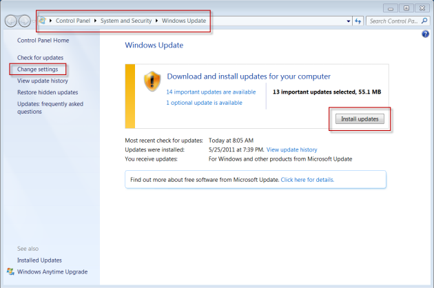 PatchTuesday_Windows7_WindowsUpdate010